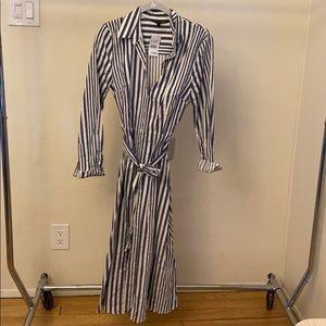 Felicity & Coco Rachel Wrap Shirt dress